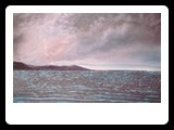 Storm at Blackrock  oils on canvas 36x24inches sold